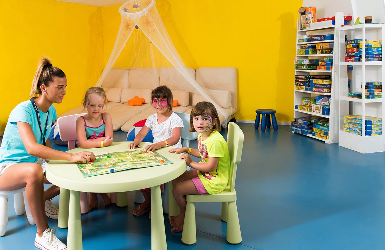 Kids' Club: Fun for Little Guests at Fodele Beach & Water Park Holiday Resort