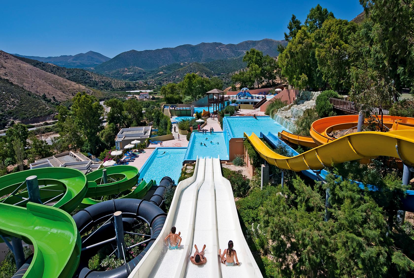 Fodele Crete Waterpark