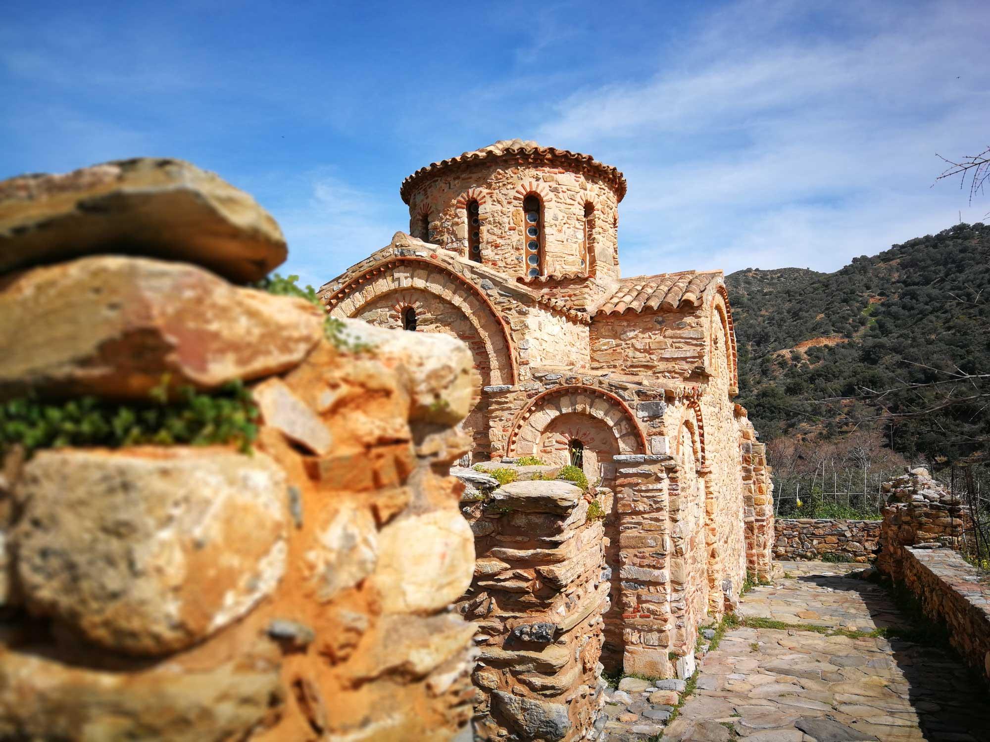 Church of Panagia at Fodele