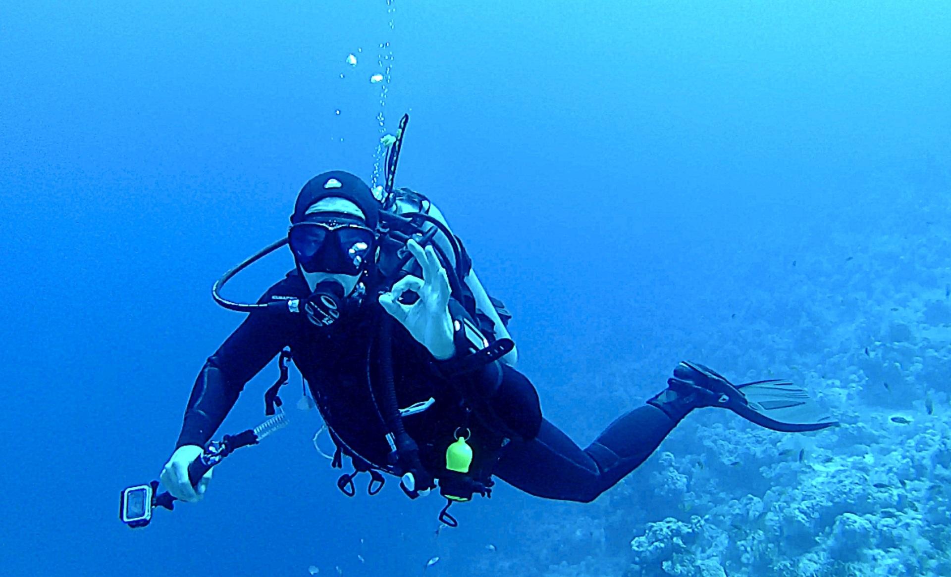 Fodele Reef Scuba Diving