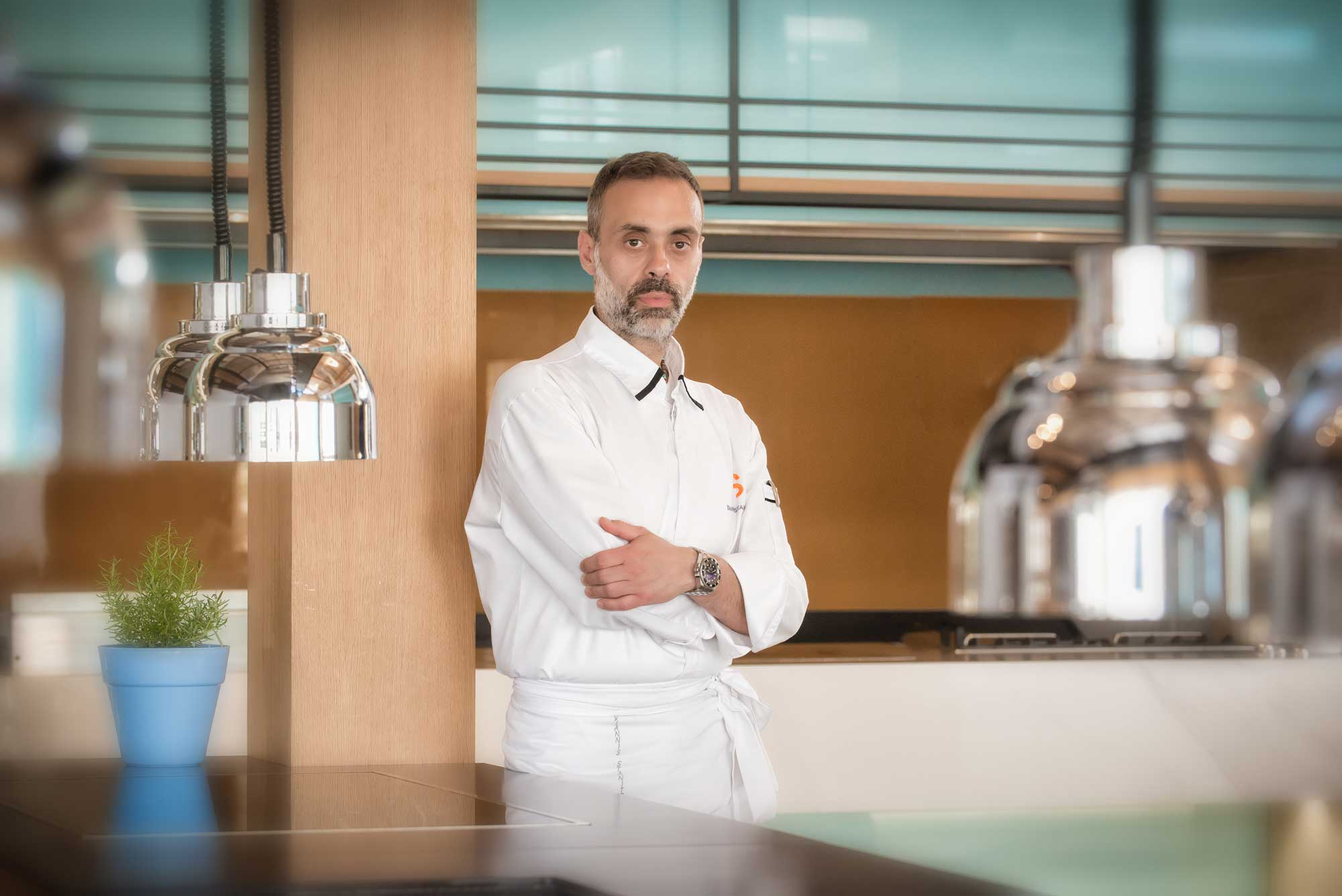 Executive Chef Yannis Stanitsas to Lead the Three Thematic Restaurants and the Main Restaurant at Fodele Beach & Water Park Holiday Resort