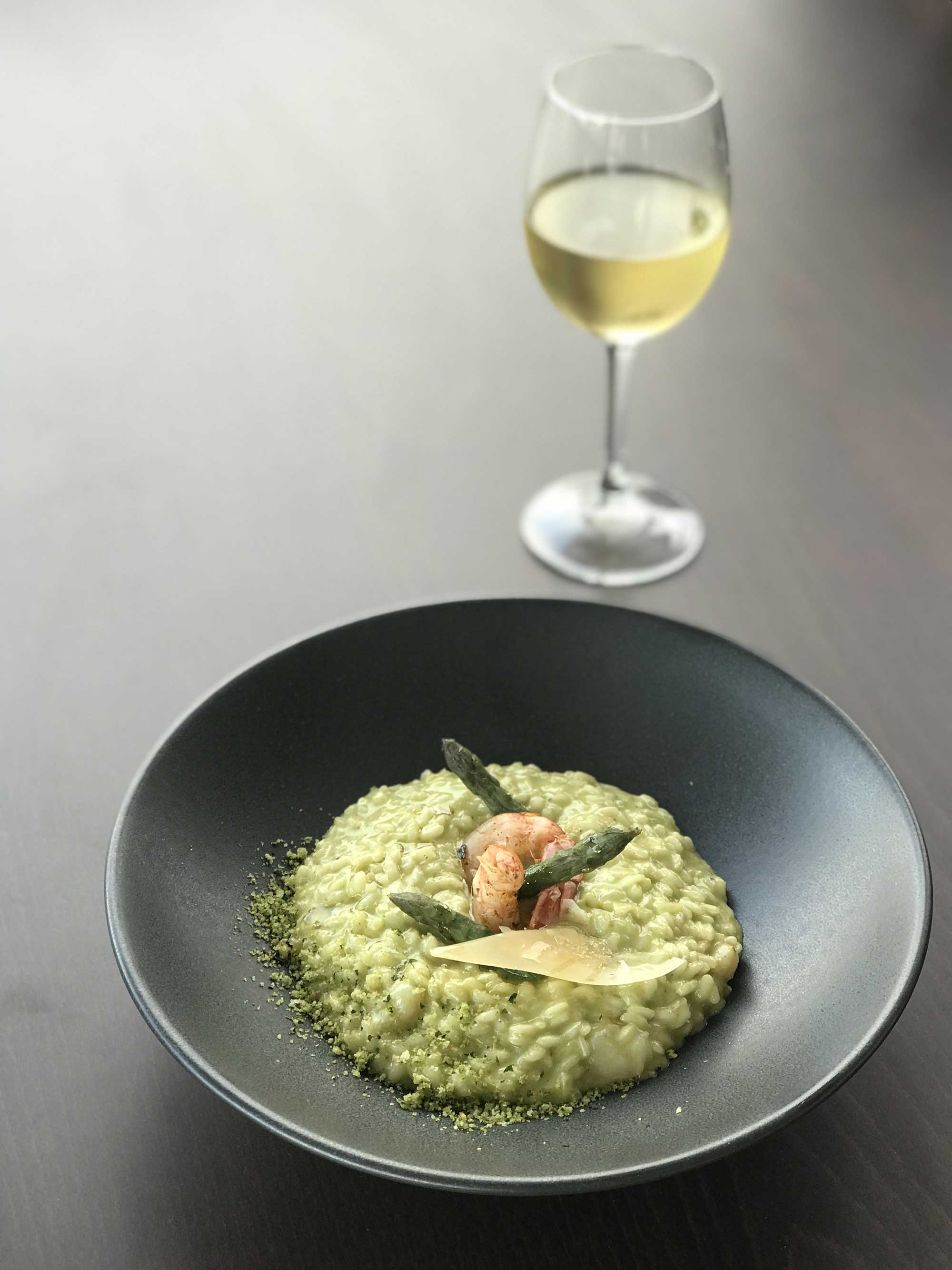 A dish by Executive Chef Yannis Stanitsas