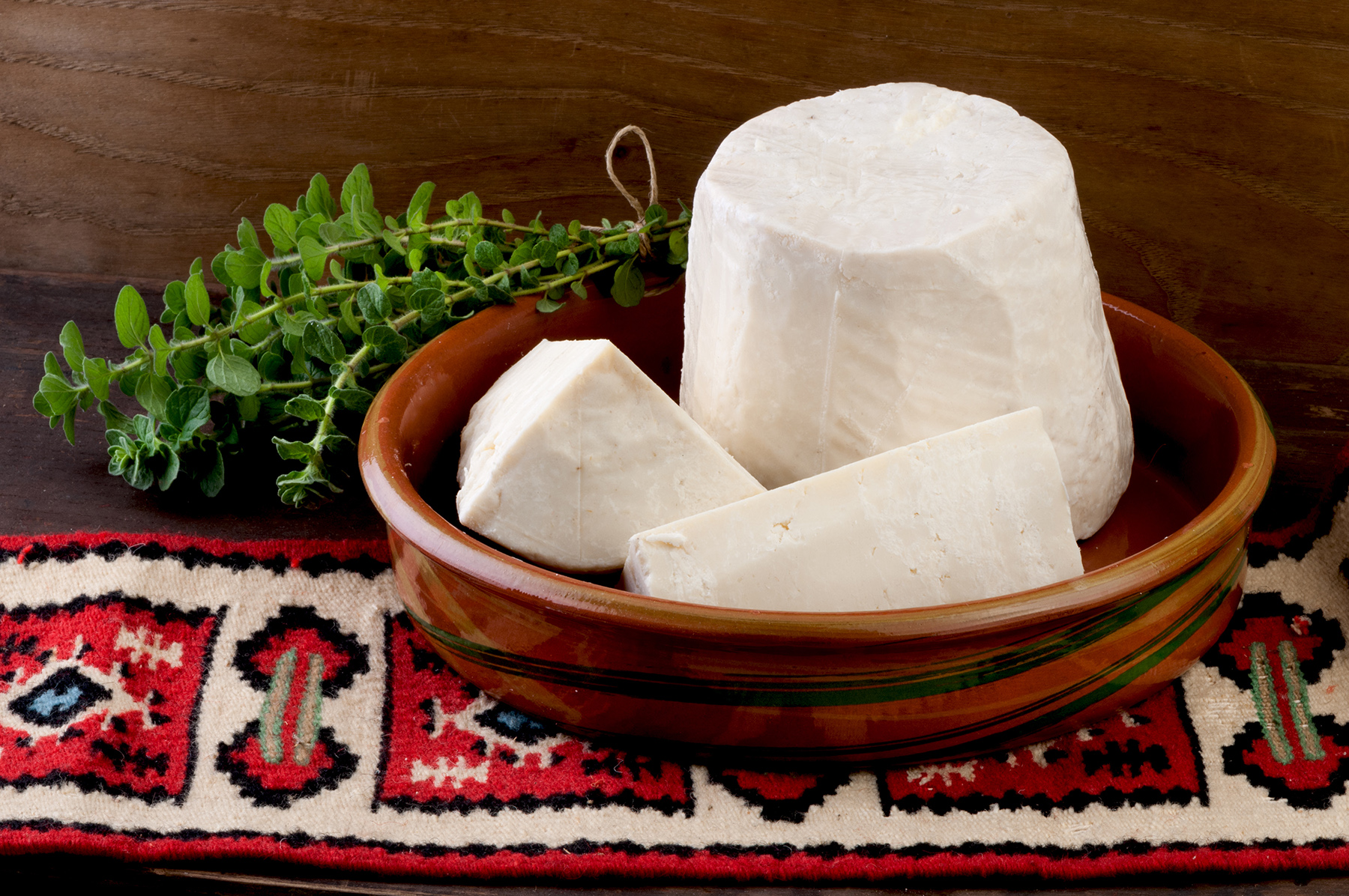 Anthotyros cheese