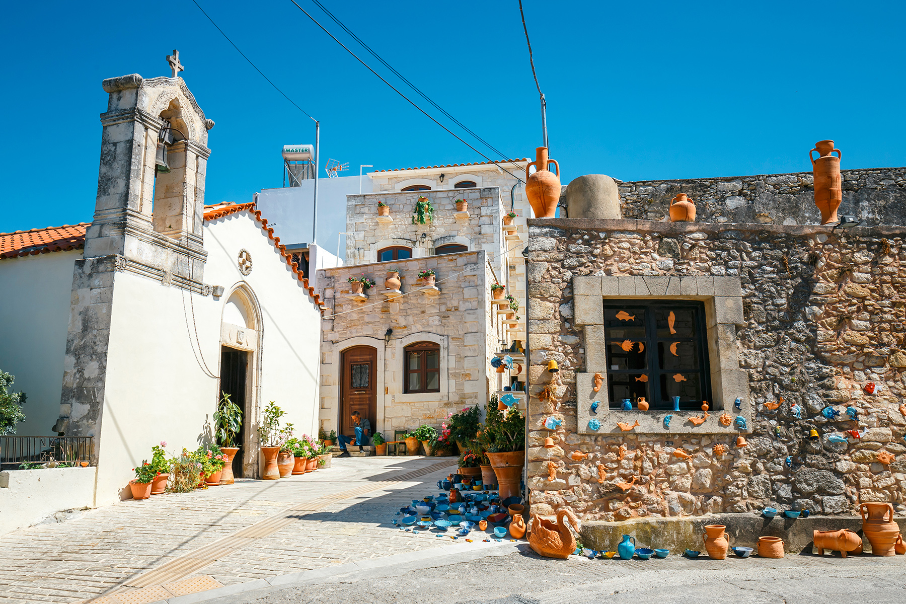 Exploring Margarites Village's Ceramics Traditions