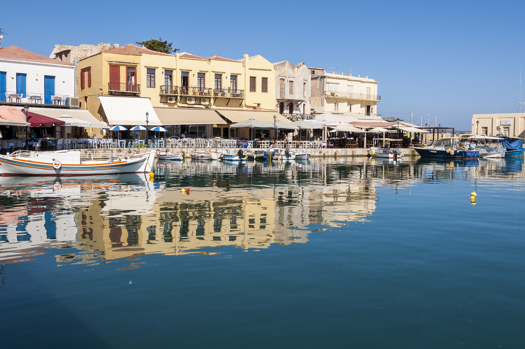 Rethymno in one Day