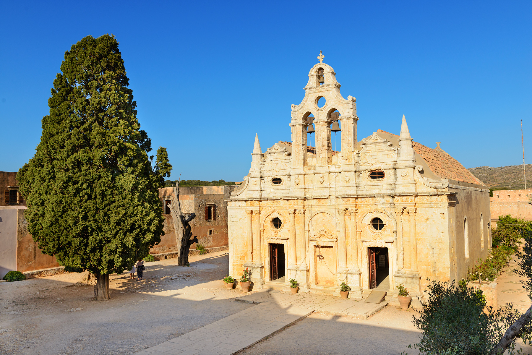 Arkadi Monastery, a European Freedom Monument