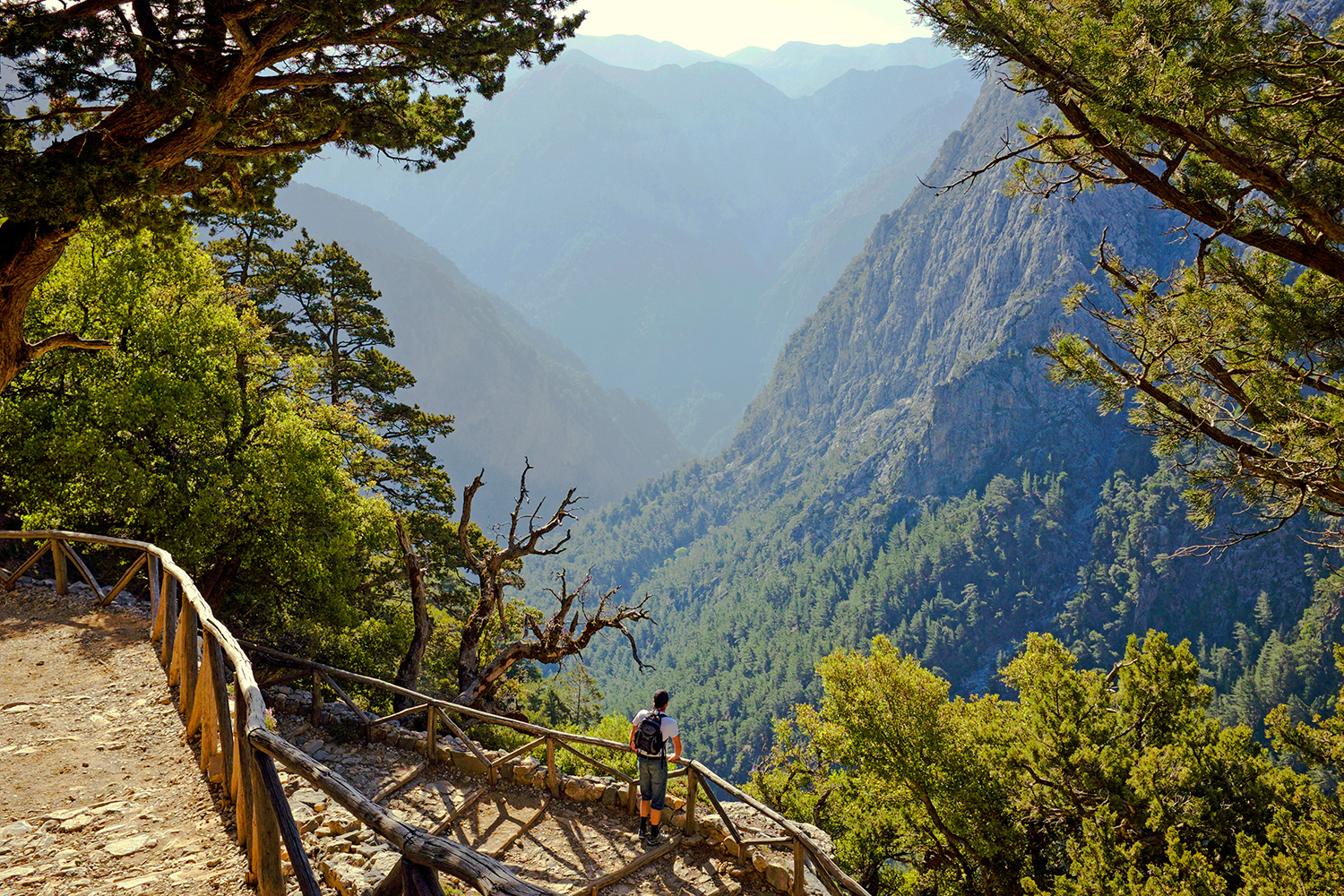 A short guide to Samaria Gorge