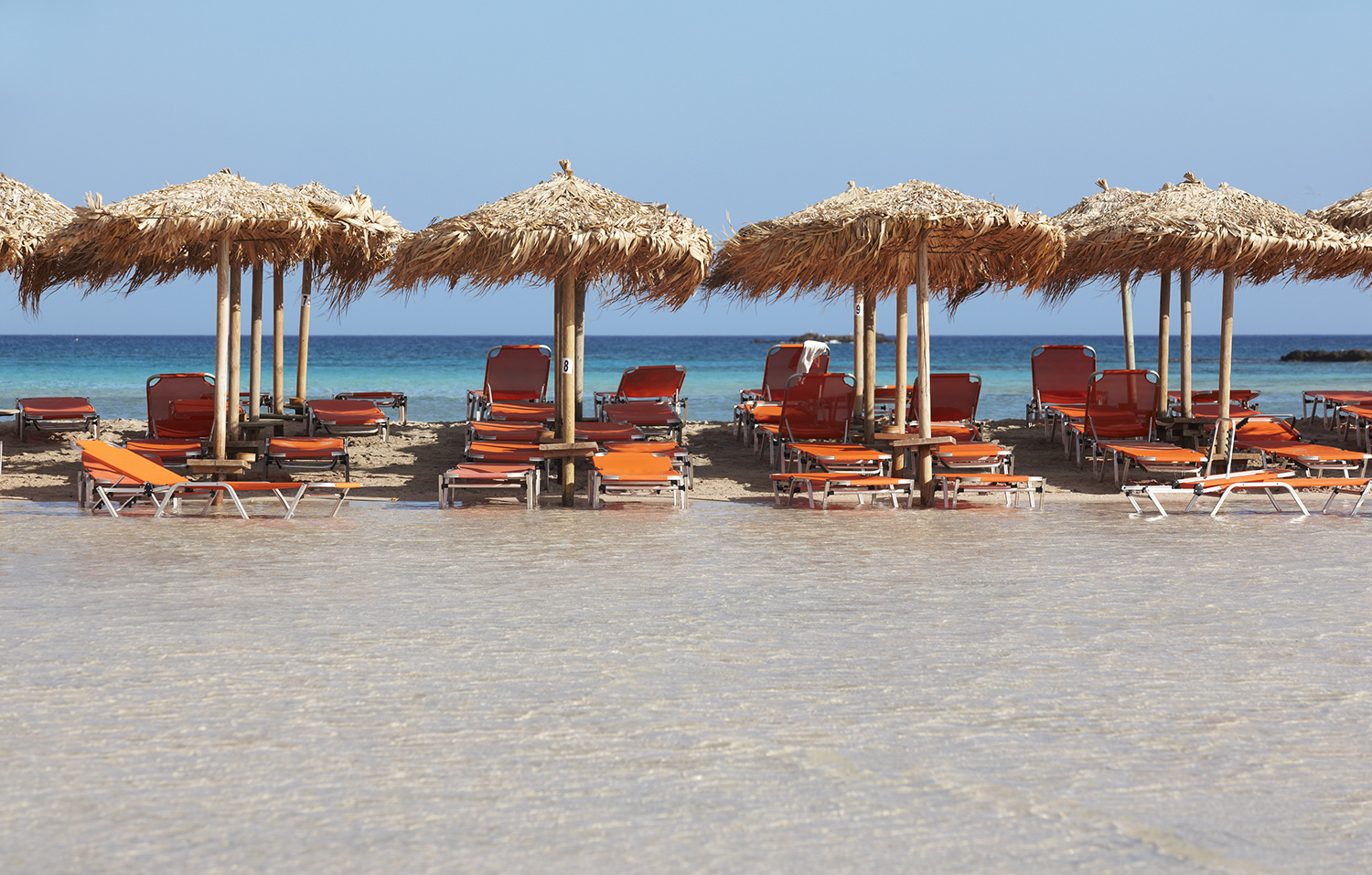 5 family friendly beaches in Crete