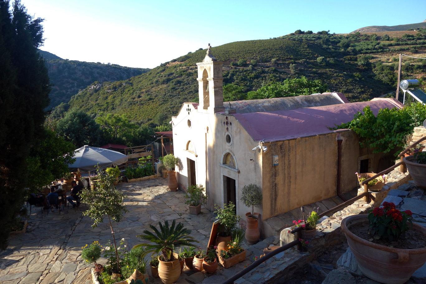 Day trip: Monastery of Agios Panteleimonas – Drosia