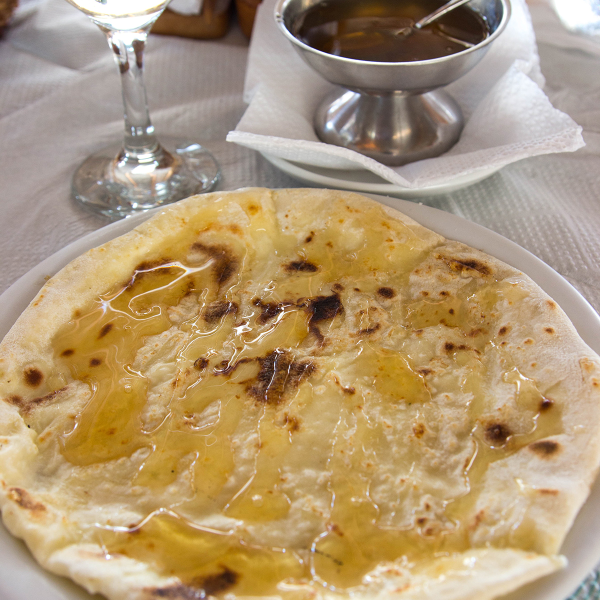 Sfakian pie: try to make this Cretan delicacy at home