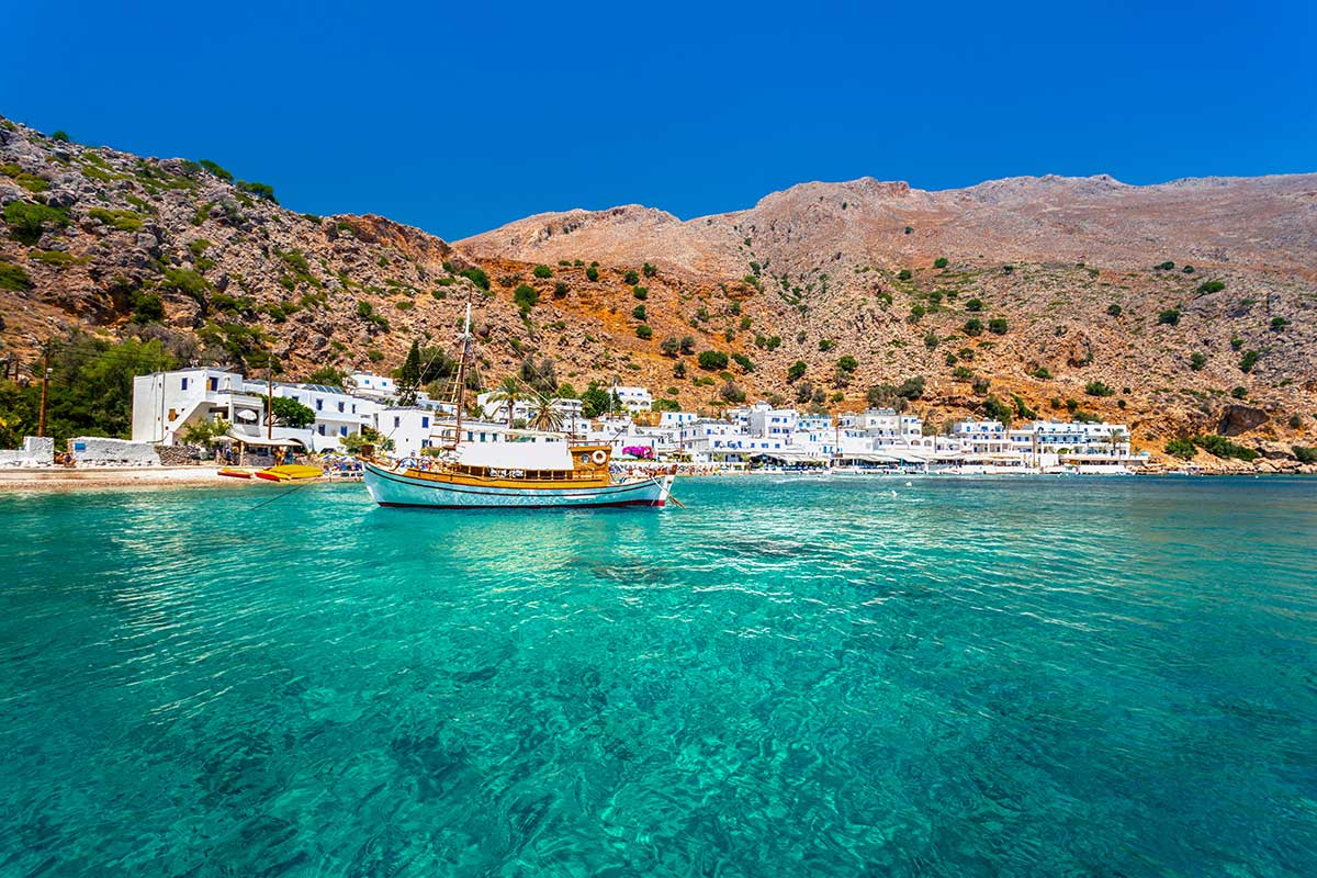 The Best Hidden Villages of Crete