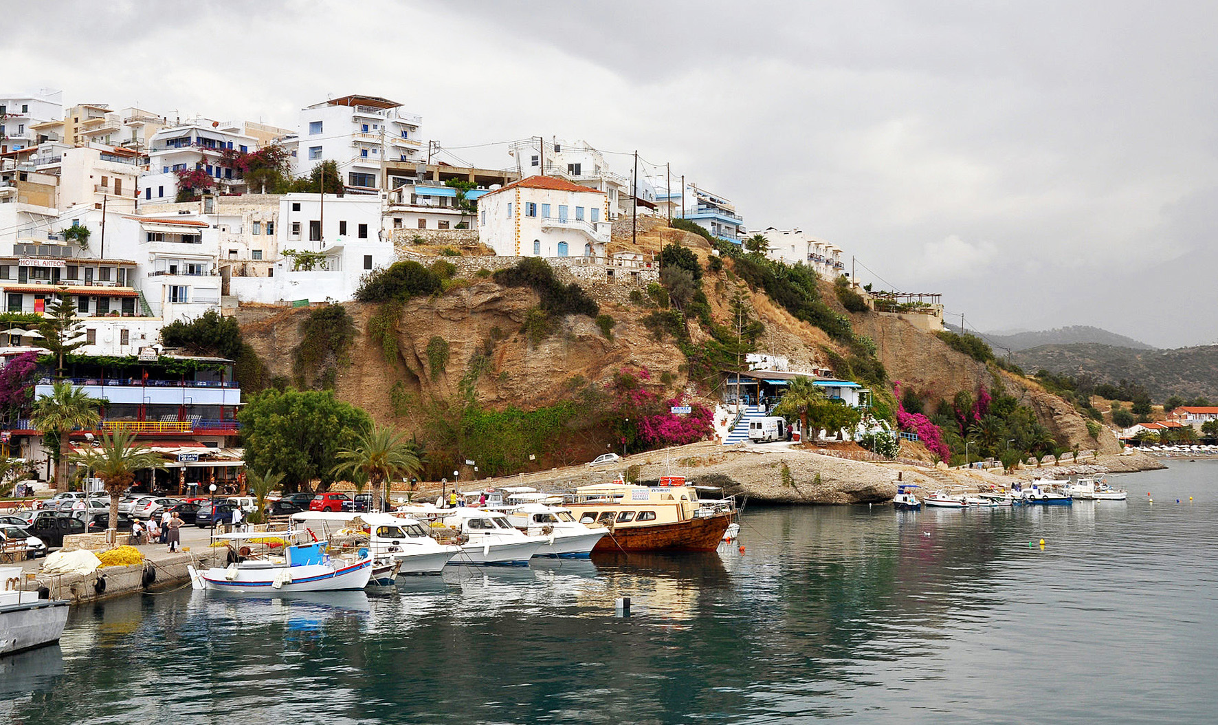 Rethymno adventures: Agia Galini