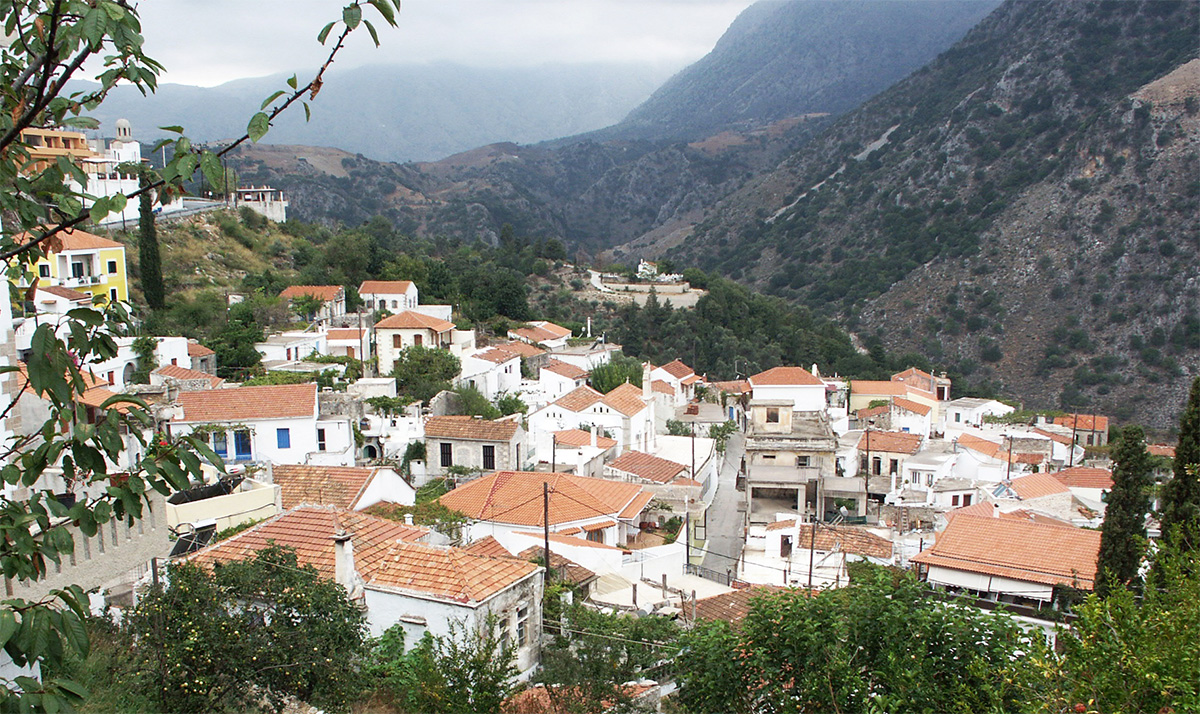 Chania adventures: explore the mountain village of Asi Gonia