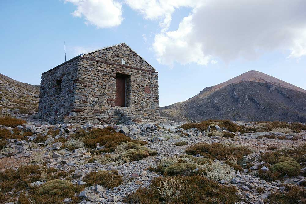 Mountain Shelters in Crete