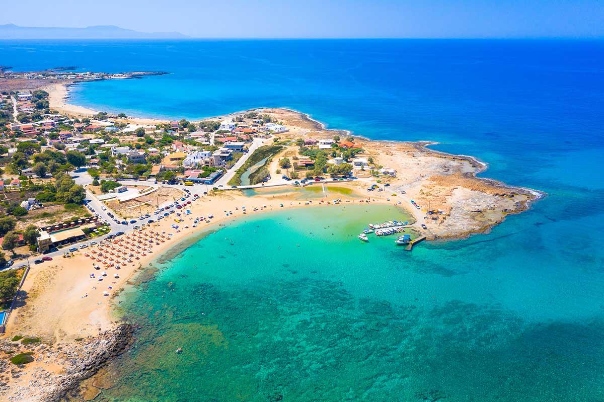 Crete's Legendary Stavros Beach: Where Zorba Taught Basil to Dance